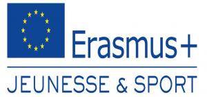 logo erasmus plus jeunesse ok
